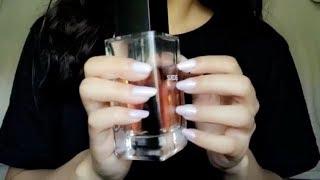 ASMR | Fast Tapping Perfume | Glass Bottles