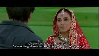 Kabhi Alvida Na Kehna:: Shah Rukh Khan Dan Rani :: Lirik Terjemahan Bahasa Indonesia.