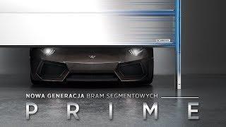 PRIME - nowa generacja bram segmentowych