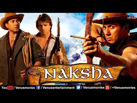 Naksha | Hindi Full Movie | Sunny Deol Full Movies | Vivek Oberoi | Latest Bollywood Movies