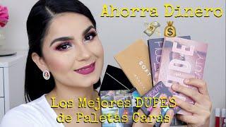LOS MEJORES DUPES DE PALETAS DE ALTA GAMA LO MISMO PERO MAS BARATO   Amanda Burgos
