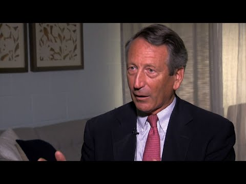 Former South Carolina governor and congressman Mark Sanford floated the possibility that he would challenge President Donald Trump for the Republican presidential nomination. He says he wants to call attention to government debt and spending. (July 17)