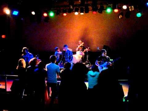 Eclipse of Solace-Scribe epicurus (live) @ jaxx nightclub