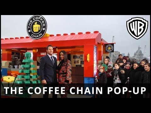 The LEGO Movie 2 - Coffee Chain Pop-Up - Official Warner Bros. UK