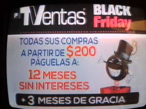 Black Friday TVentas