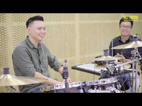 Giao lưu với Anh Huỳnh Phúc - Một trong những Drummer nổi tiếng nhất