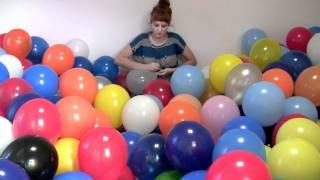 Download Video Michaela Gleave '7 Stunden Ballonarbeit/7 Hour Balloon Work' MP3 3GP MP4