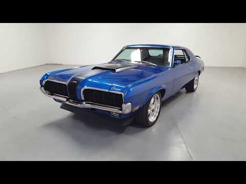 Video of '70 Cougar - Q529