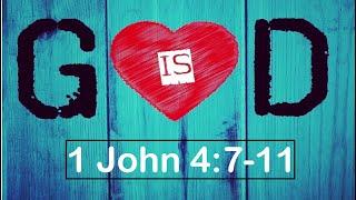 #God is Love