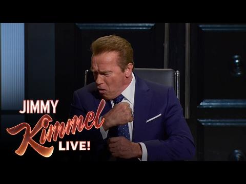 Arnold Schwarzenegger Won't Let Go of His Bodybuilding Career