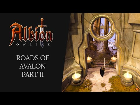 Albion Online Details Roads of Avalon Update In New Developer Blog