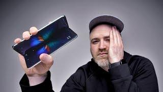 Folding The Samsung Galaxy Fold One Thousand Times