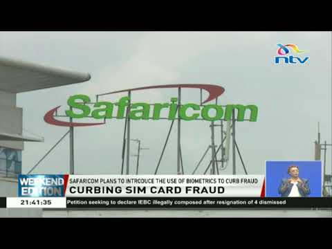 Safaricom to introduce the use of biometrics to curb fraud