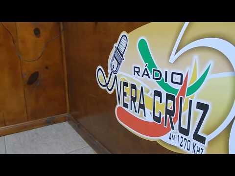 História da Rádio Vera Cruz - produção ACIAP
