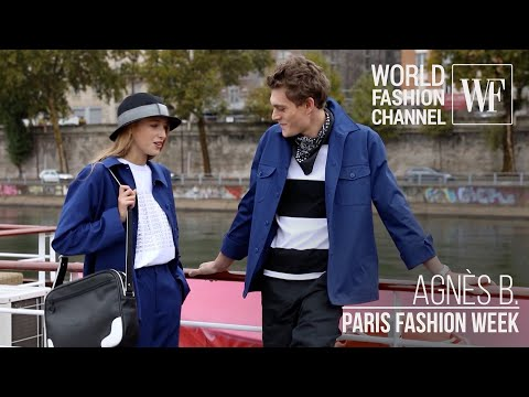 agnès b. spring-summer 2021   Paris fashion week