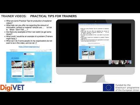 Lesson 4: Trainer Video Making  Q&A (Part 1)