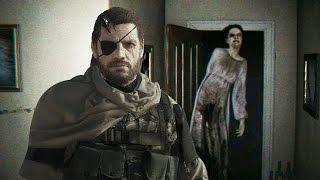 Metal Gear Solid 5: The Phantom Pain - P.T. Radio Easter Egg