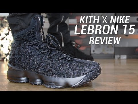 KITH X LEBRON 15 PERFORMANCE SUIT OF ARMOR bb01f145a