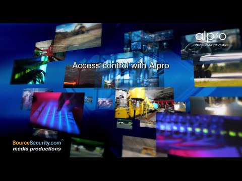 Access Control Corporate Video