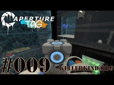 Aperture Tag #9 – (Un)möglich ★ Let's Play Portal 2 Community Mods [HD|60FPS]