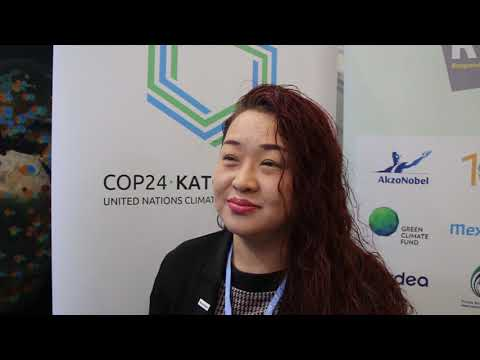COP24: Pamela Phua, AkzoNobel