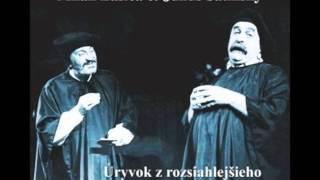 Lasica a Satinský - Úryvok z rozsiahlejšieho cyklu