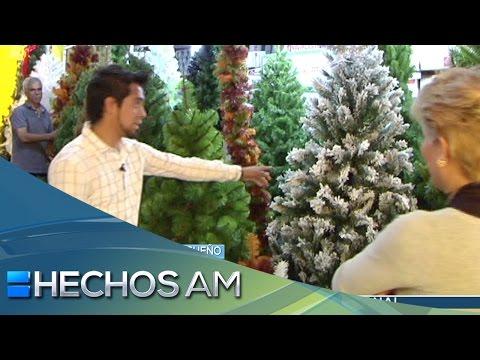 Construyendo mi sueño | Establecimiento de árboles de navidad artificiales