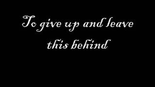 David Cook - This Is Not The Last Time Lyrics