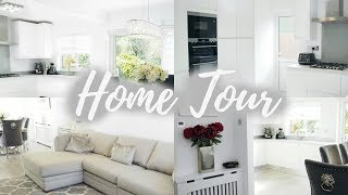 HOME TOUR   FAMILY HOME   KITCHEN, LIVING & DINING ROOM RENOVATION   LAURA SOMMERVILLE