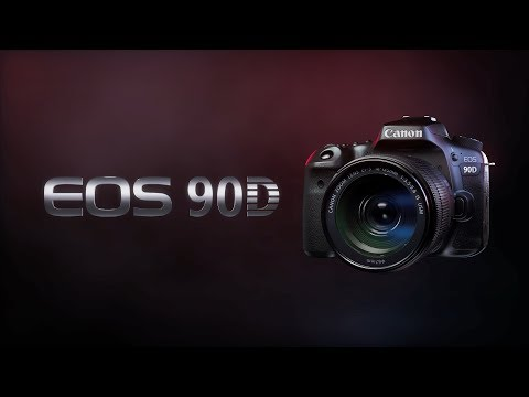 Canon EOS 90D Kit (18-135mm, 32.50Mpx, APS-C / DX)