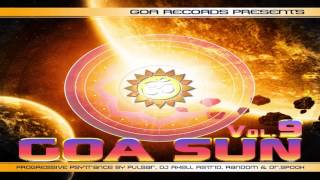 VA - Goa Sun 9 - CD1 Compiled By PULSAR & AXELL ASTRID 2017