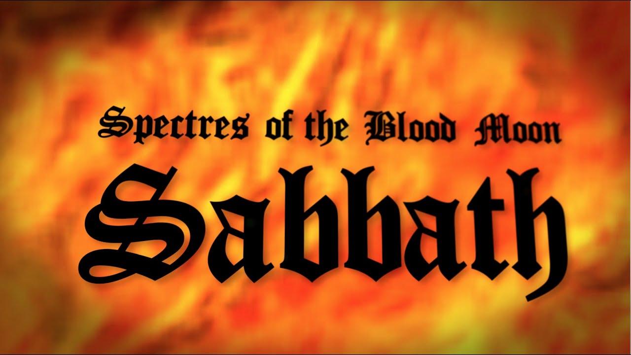 HELLRIPPER - Spectres of the Blood Moon Sabbath