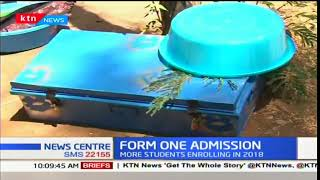 Admission of form one students still ongoing in Malindi