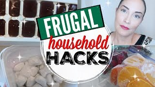 🔥CRAZY MOM LIFE + HOUSEHOLD HACKS AT HOME ● FRUGAL LIVING AND MONEY SAVING KITCHEN HACKS