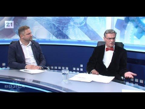 BUJICA 09.10.2019. Dr. Predrag Haramija i Kristijan Sedak: FAKE NEWS I BOOMERANG EFFECT