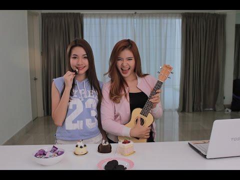 《甜甜的》 cover by Jeii & Yvonne