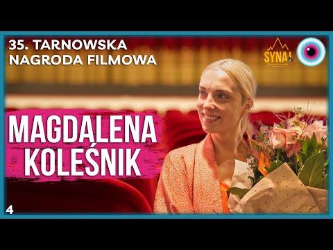 35. Tarnowska Nagroda Filmowa- rozmowy |Magdalena Koleśnik #4