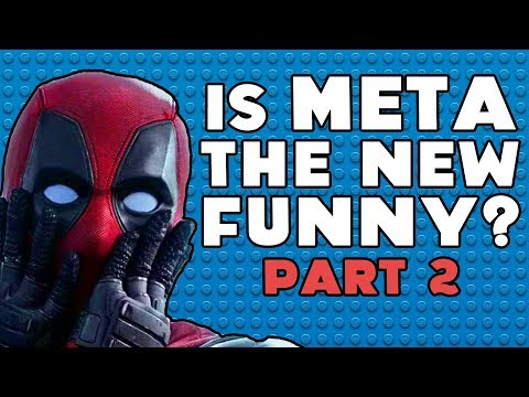 Is Meta the New Funny? Comment Responses! | Cult Popture