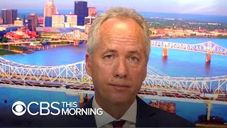Louisville Mayor Greg Fischer on Breonna Taylor shooting, police reform