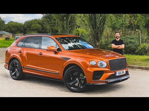 NEW Bentley Bentayga 2021 First Drive Review!