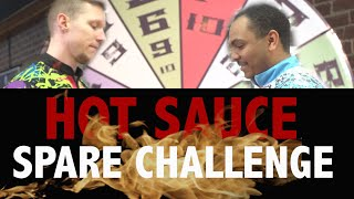 Storm | HOT SAUCE SPARE CHALLENGE - Chad and Kendle