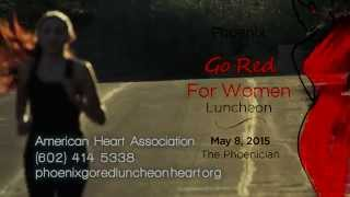 Go Red for Women Luncheon May 8 by SmartFem Productions