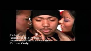 Fabolous - Young'n (Holla Back) (Lyrics On Screen)