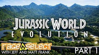 Jurassic World Evolution (Let's Play) - Part 1