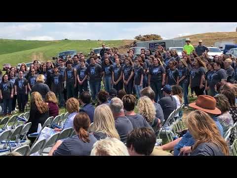 Video: West Ridge groundbreaking 2
