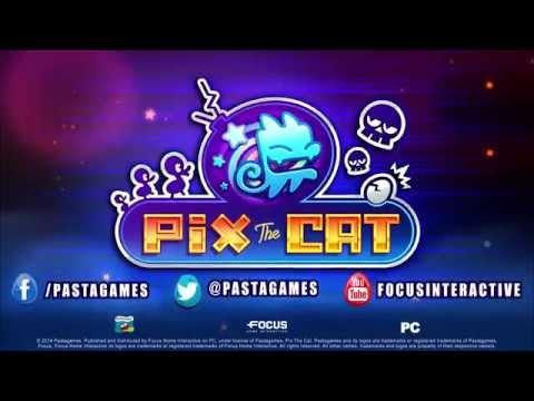 Pix The Cat - Steam Lauch Trailer thumbnail