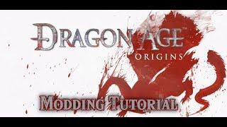 Dragon Age Origins Modding Tutorial and Mod List