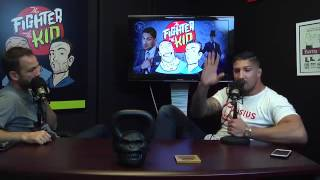 Brendan Schaub | I WOULD SLAP DANA WHITE if talked to me like Ariel Helwani