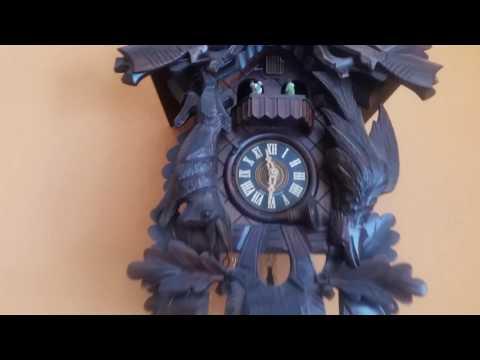 Kuckucksuhr cuckoo clock