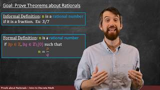 Rational Numbers | Definition + First Proof